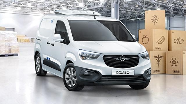 Opel Combo Cargo Isotherme & Frigorifique